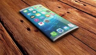 Informe: El IPhone 8 viene con pantalla OLED curvada