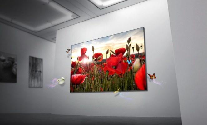LG Display iniciará el envío de paneles LCD para Samsung en julio