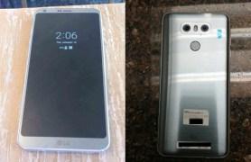 Teléfono LG G6, Filtran nuevas imágenes