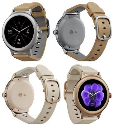 Imágenes filtradas del nuevo reloj LG, primer dispositivo Android Wear