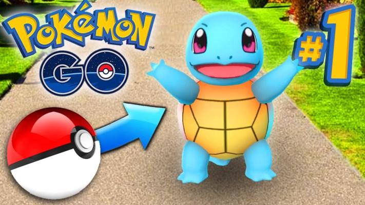 Pokemon Go sobrepasa los mil millones en ingresos