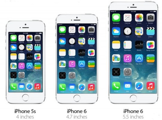 Apple: El mayor vendedor de teléfonos inteligentes en el mundo