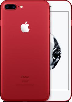 AT&T ofrecerá el iPhone 7 y el iPhone 7 Plus RED Special Edition