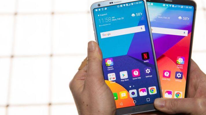 Mira por qué debes comprar el nuevo LG G6