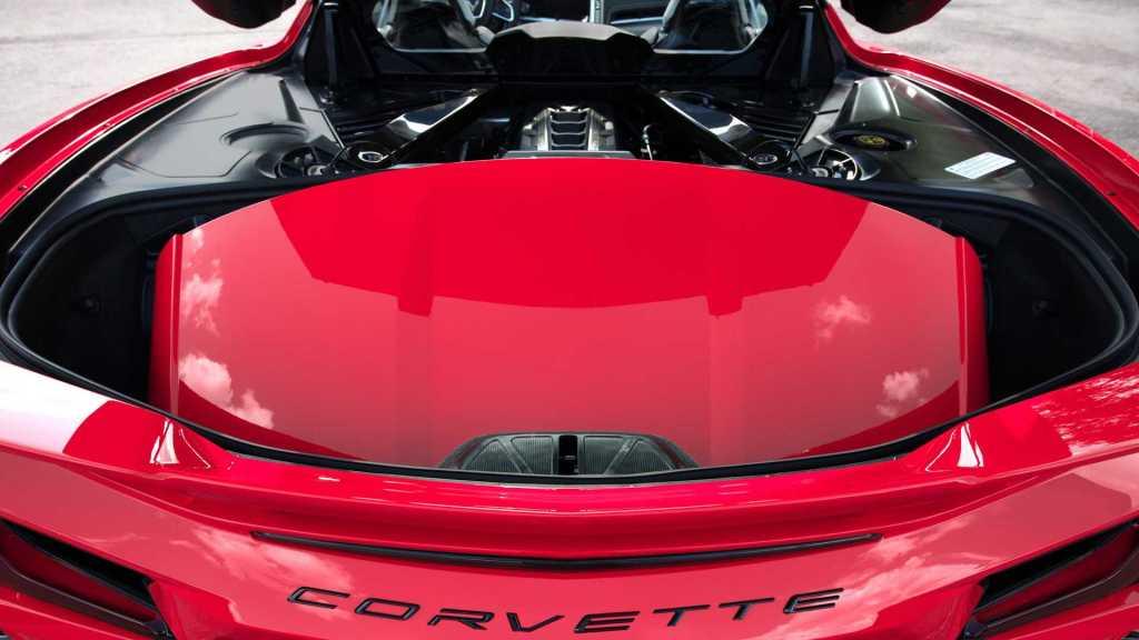 Chevrolet Corvette 2020-5