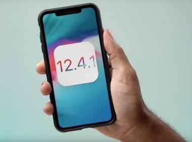 Apple libera iOS 12.4.1-tecnologia
