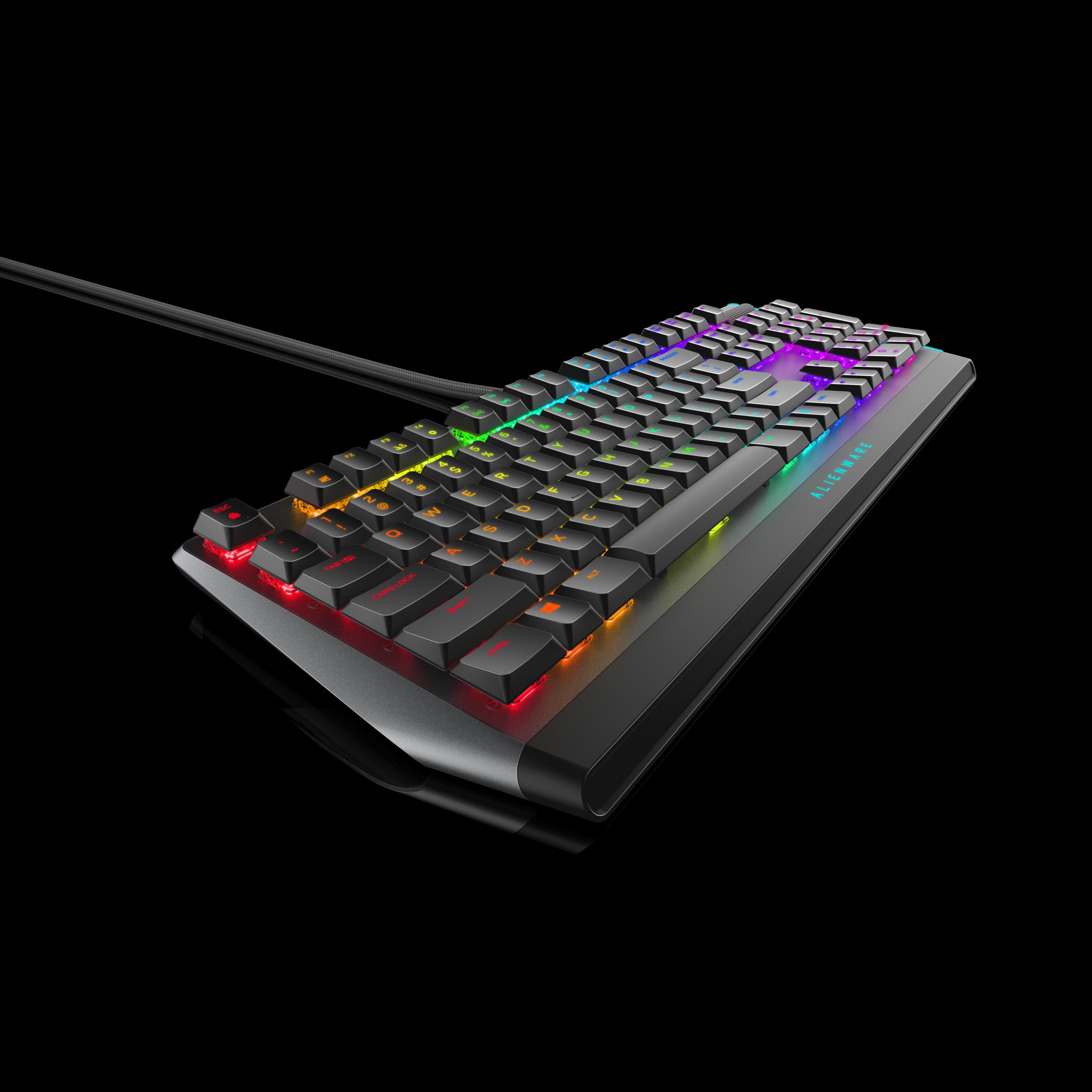 Alienware Aurora-keyboard