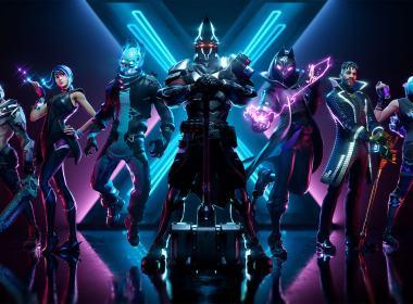 temporada X -Fortnite