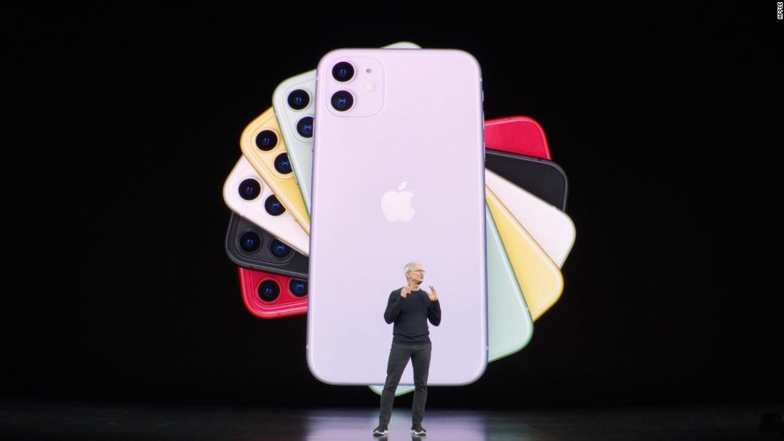 nuevos productos de Apple