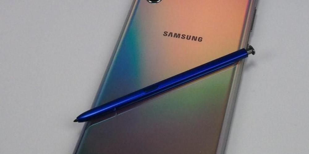 Galaxy Note 10 -samsung