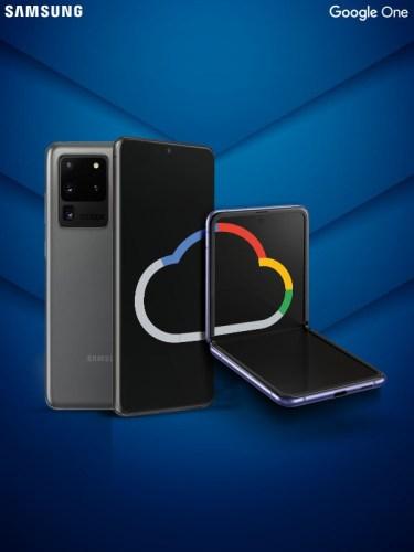 Samsung y Google One