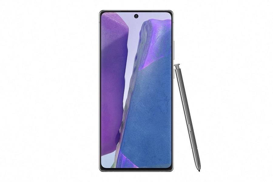 Galaxy Note20-azul