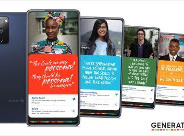 Samsung y el Programa de las Naciones Unidas