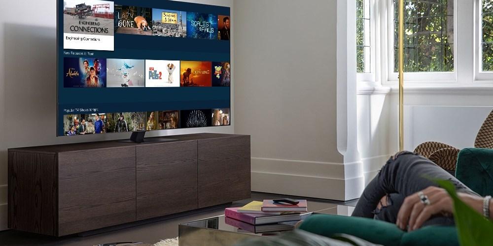 tecnología de televisores inteligentes