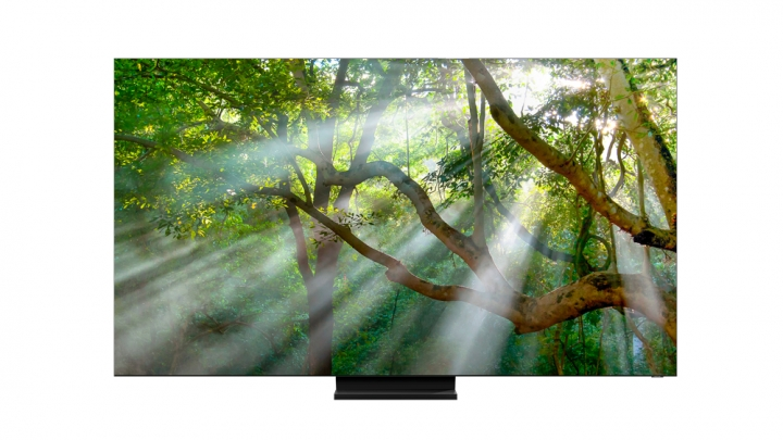 QLED TV-samsung