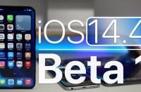 iOS 14.4-beta