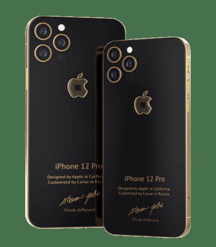 iPhone-12 Pro-Steve Jobs