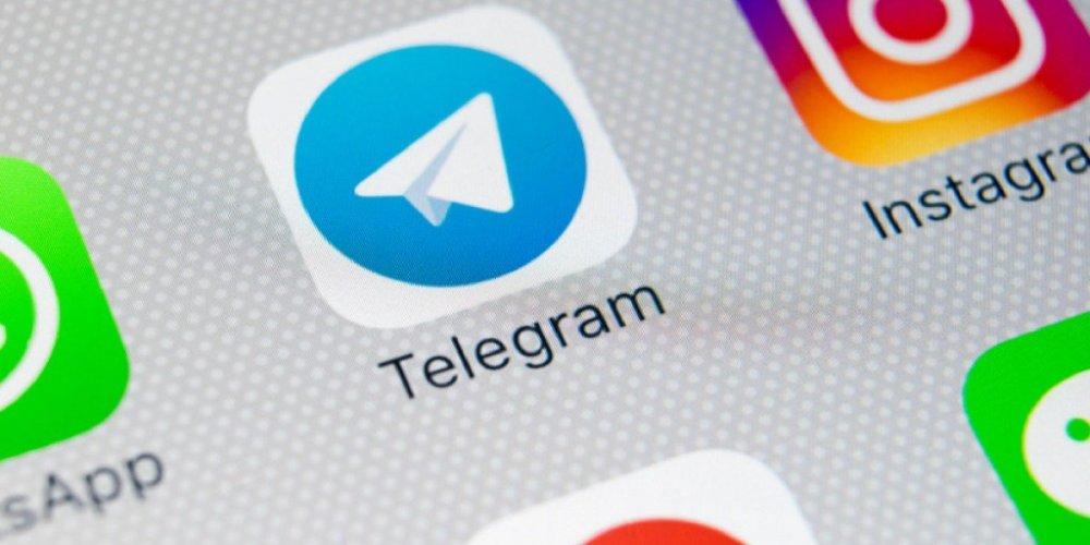 red social Telegram