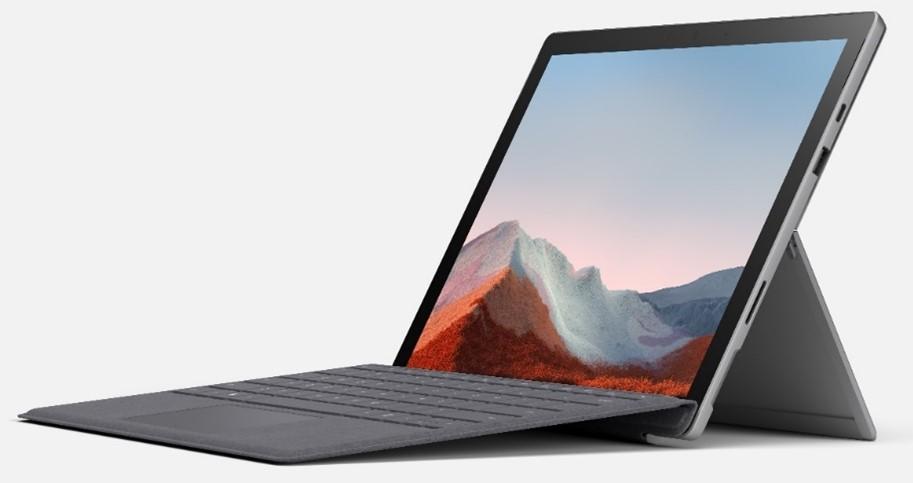 nuevo Surface Pro 7 +