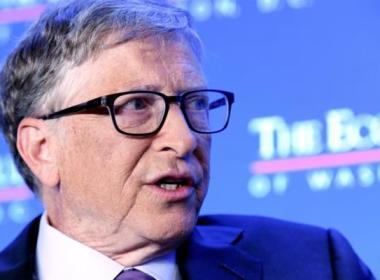 fundador de Microsoft y filántropo Bill Gate