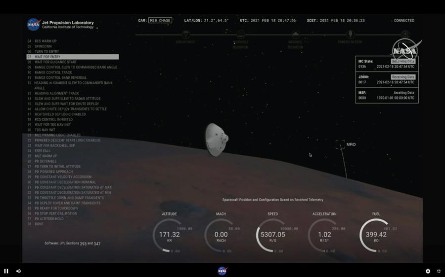 Perseverance-en-Marte