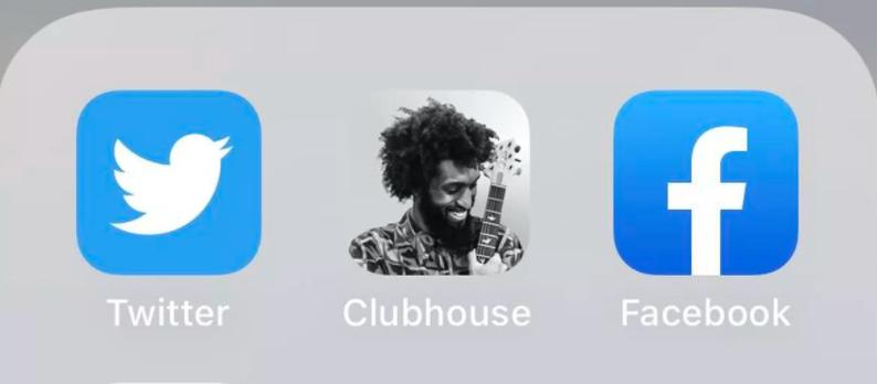 Clubhouse la aplicación