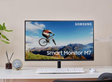 Smart Monitor-tv