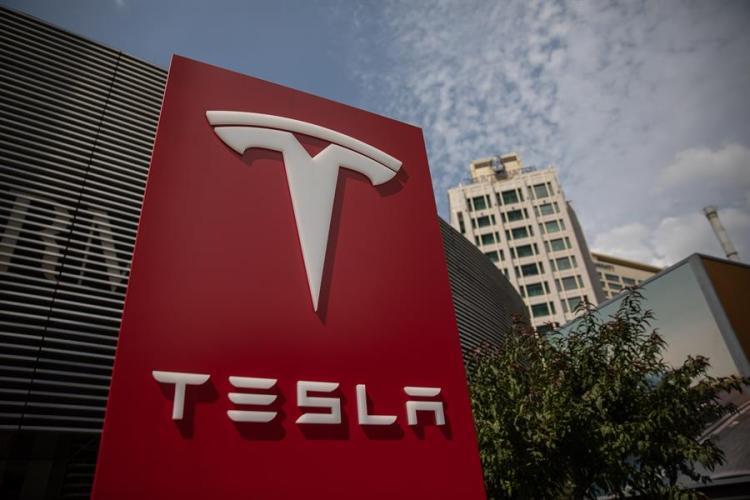 Tesla cae en Wall Street