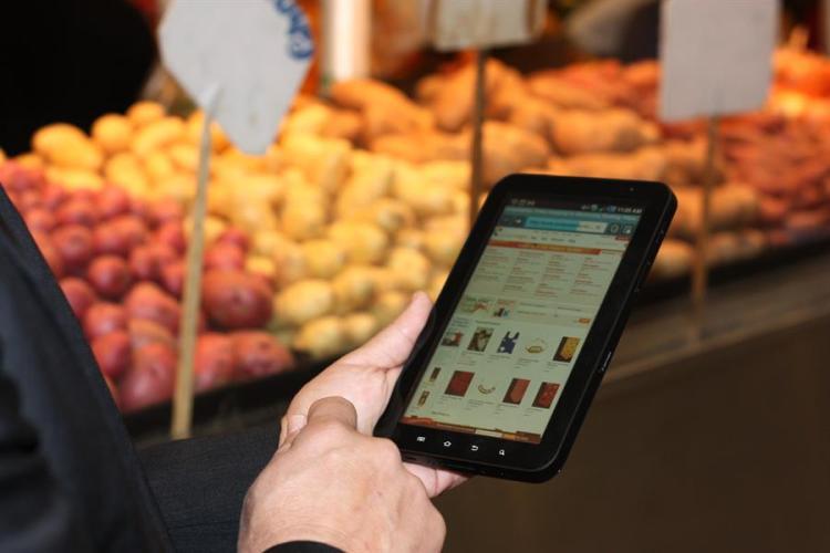 comercio electrónico-tecnologia