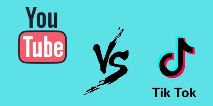 YouTube vs. TikTok