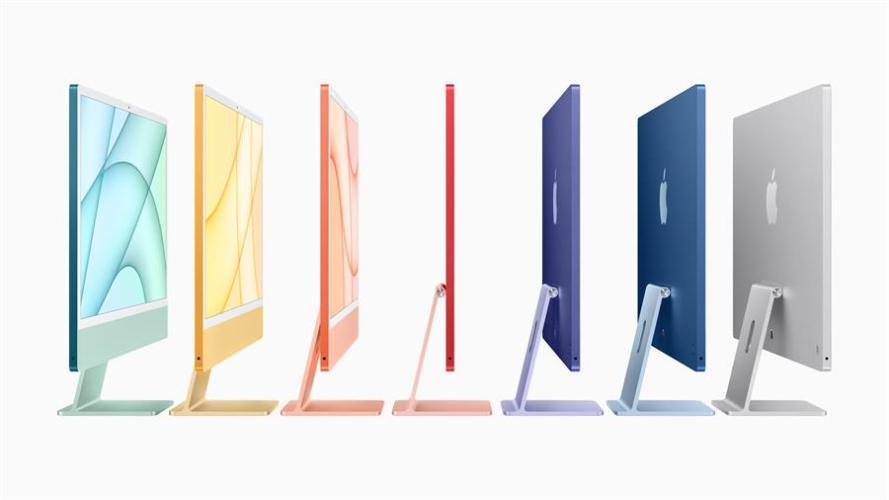 Apple rediseña por completo el iMac