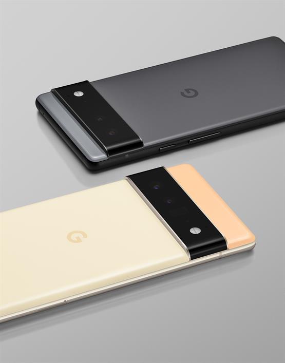 teléfono Pixel 6