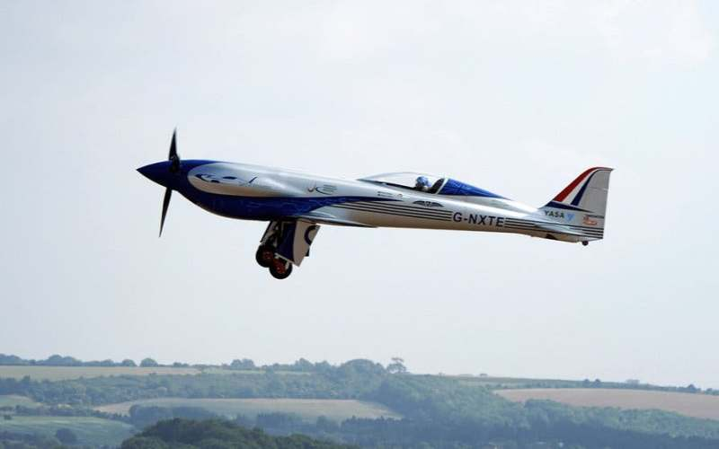 avión eléctrico de Rolls-Royce