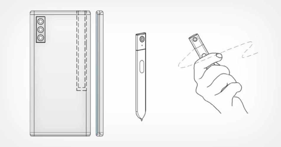 S Pen y cámara integrada