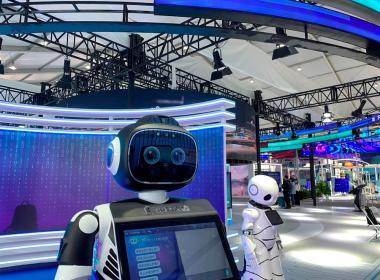 Fábricas- inteligentes- robots, protagonistas -Silicon Valley de Pekín-