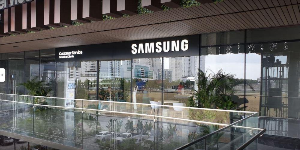 tiendas Samsung