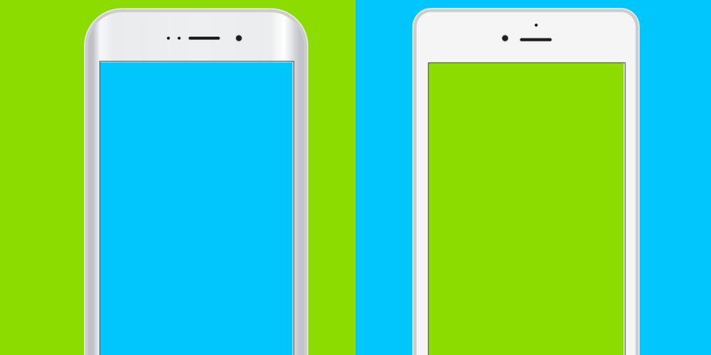 Android- Apple iPhone